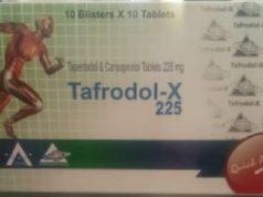 Tafrodol-X