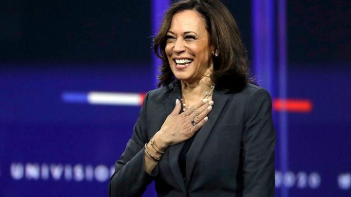 US 2020 Vice President-elect, Kamal Harris