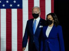 US President-Elect, Joe Biden And The Vice President-Elect, Kamala Harris
