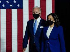 US President-Elect, Joe Biden And The Vice President-Elect, Kamala Harris