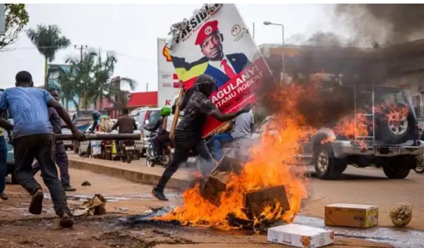 Violent Protest
