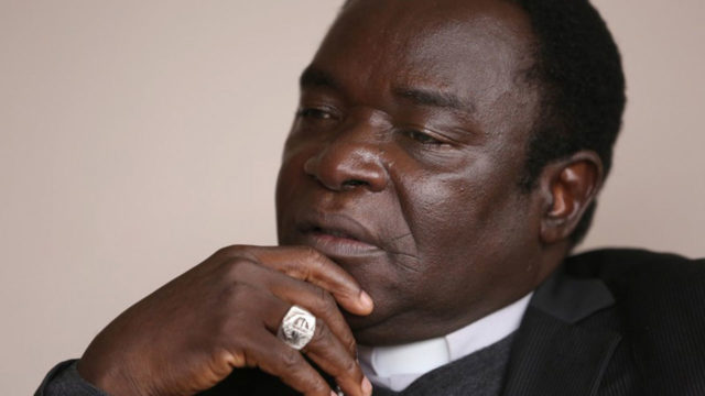 Bishop of Sokoto Catholic Diocese, Mathew Kukah