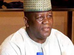 Former Governor, Abdul Aziz Yari