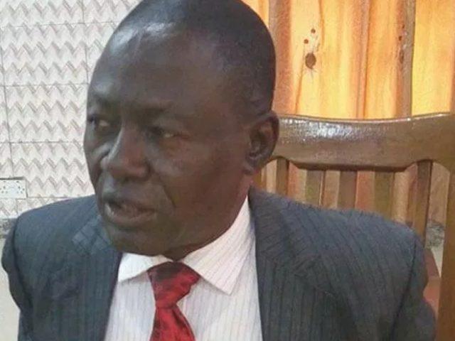 Julius Ali Ucha