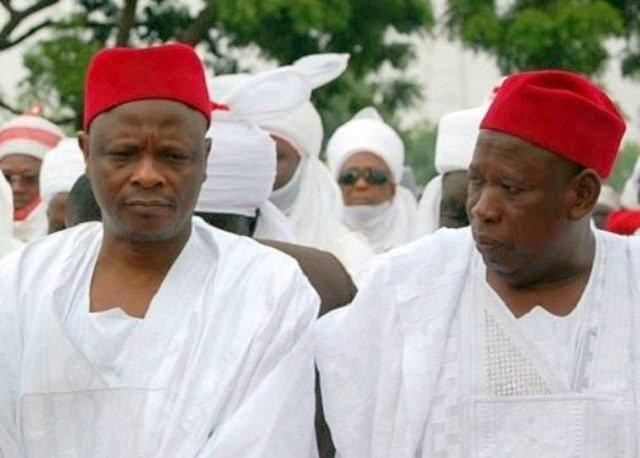 Kwankwaso and Ganduje