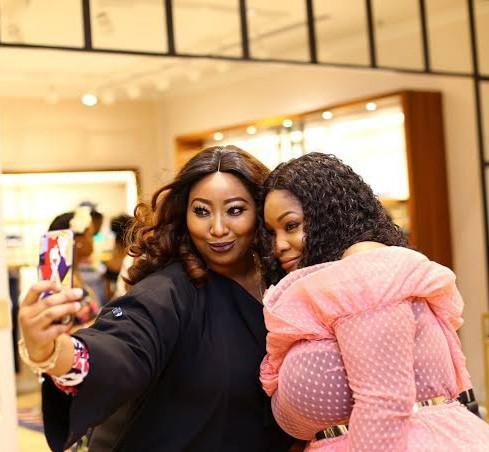 Latasha Ngwube and Toolz