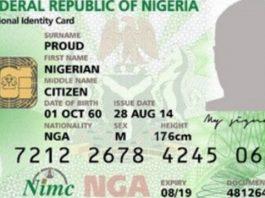 Nigeria_NIMC_National_Identity_Card_Sample