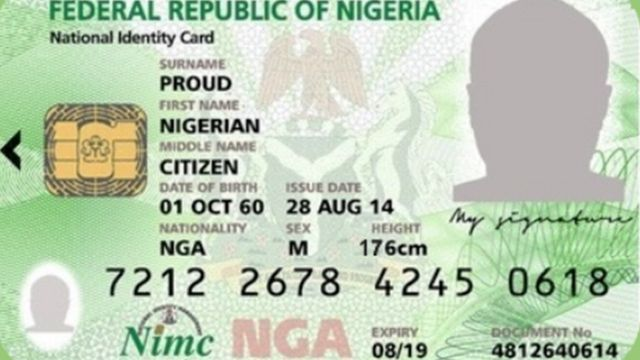 Nigeria_NIMC_National_Identity_Card_Sample
