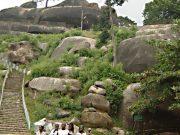 Olumo Rock in Abeokuta, the Capital City of Ogun State, Nigeria