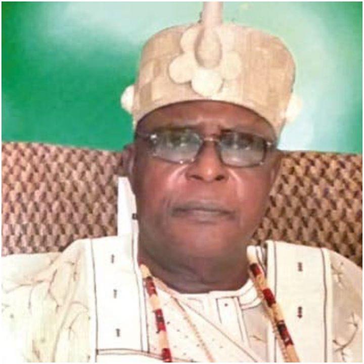 Owa of Igbajo, Oba Olufemi Fashade