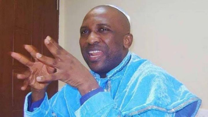 Primate Elijah Ayodele