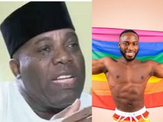 Doyin Okupe and Bolu Okupe