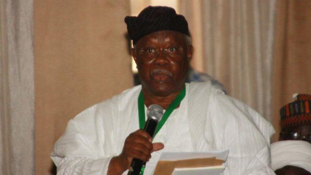 Chief Olabode George