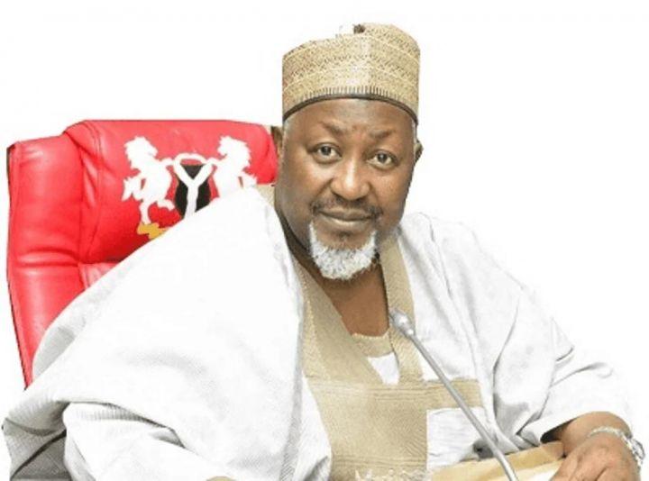 Governor of Jigawa State, Alhaji Muhammad Badaru Abubakar