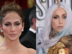 Lady Gaga and Jennifer Lopez