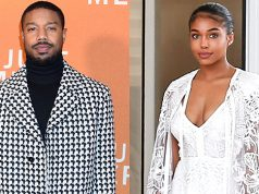 Michael B Jordan and Lori Harvey