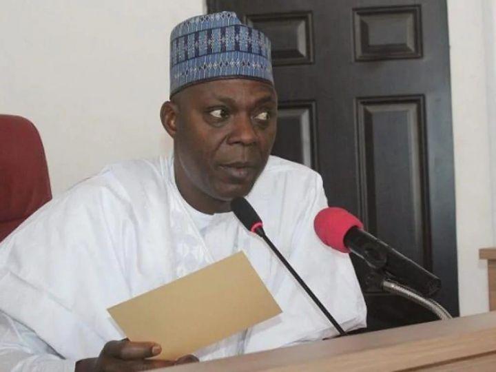 Speaker, Kogi State House of Assembly, Prince Mathew Kolawole