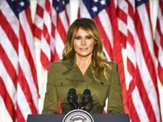 United States First Lady, Melania Trump