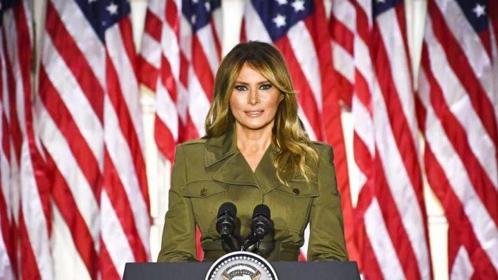 United States First Lady, Melania Trump