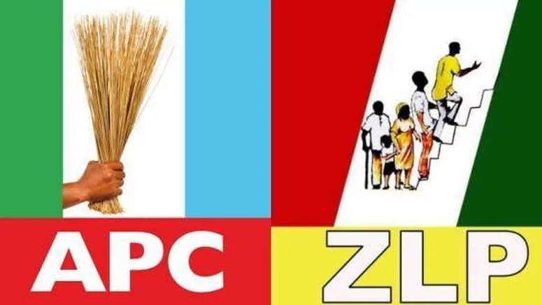 All Progressives Congress (APC) and Zenith Labour Party (ZLP)