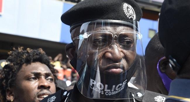 Police Chief Hakeem Odumosu