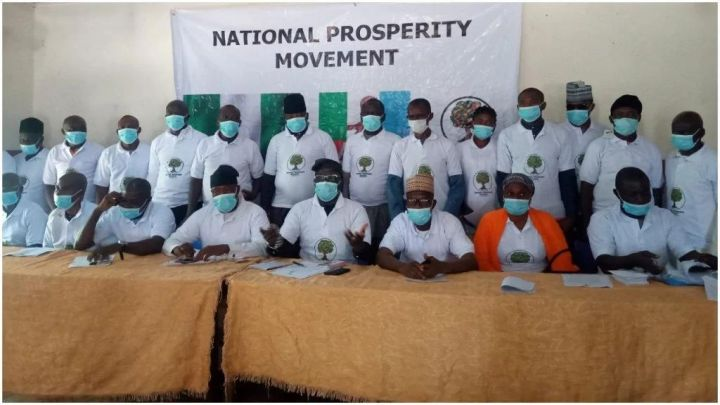 The National Prosperity Movement, (NPM)
