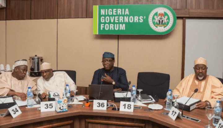 Nigeria Governors' Forum (NGF)