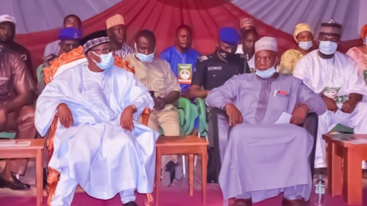North-East PDP Governors