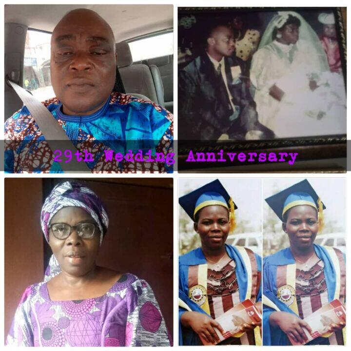 Chief Eze Chukwuemeka Eze and Wife