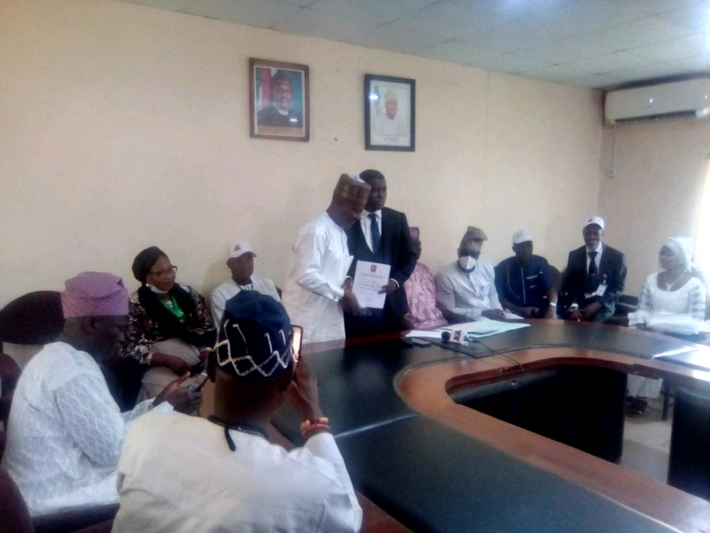 Oyo State Independent Electoral Commision (OYSIEC)