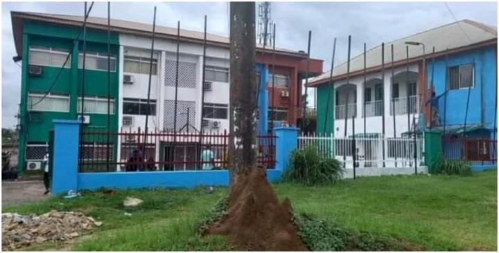 PDP Secretariat In Calabar