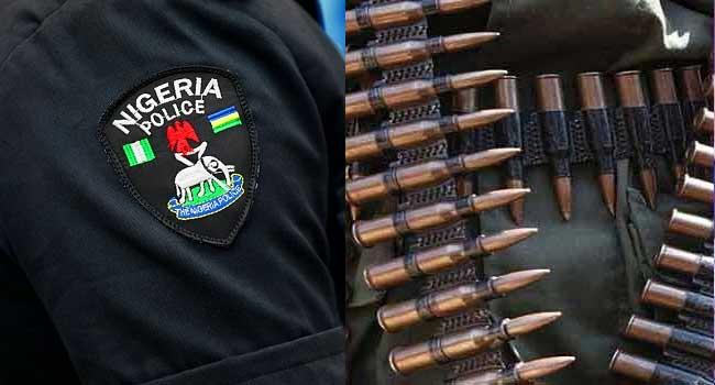 Police-Gunmen