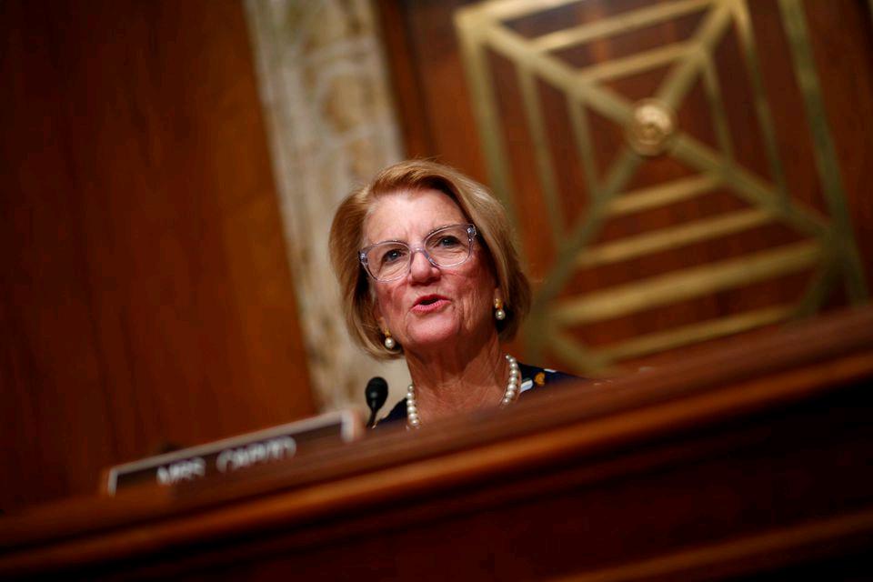 Senator Shelly Moore Capito