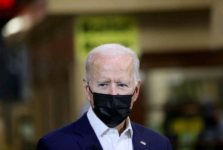 US President, Joe Biden
