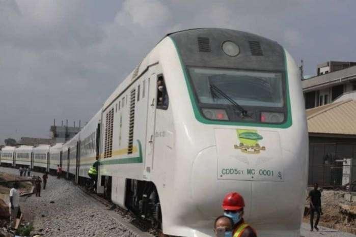 Kaduna train