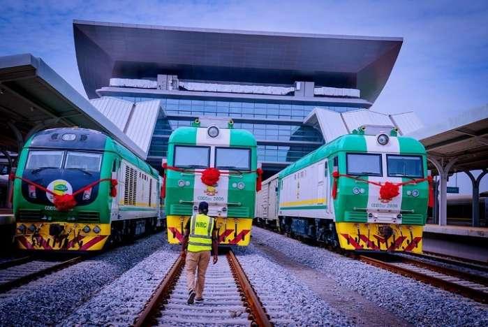 Nigerian train Service