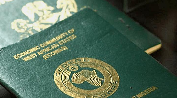 Nigerian Passport Booklets
