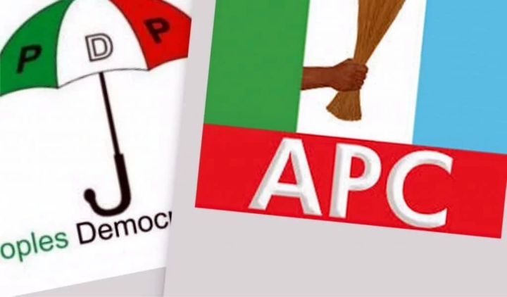 Peoples Democratic Party (PDP) and the All Progressives Congress (APC)