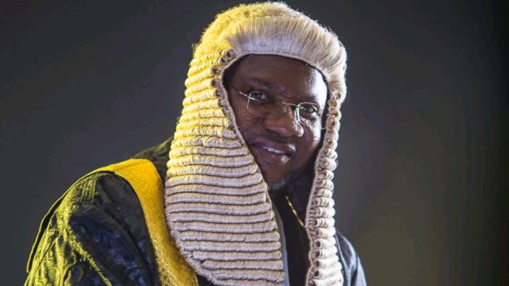 Senior Advocate of Nigeria, Kunle Adegoke