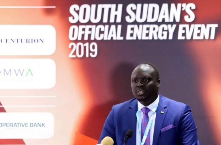 South Sudan's official energy event 2019