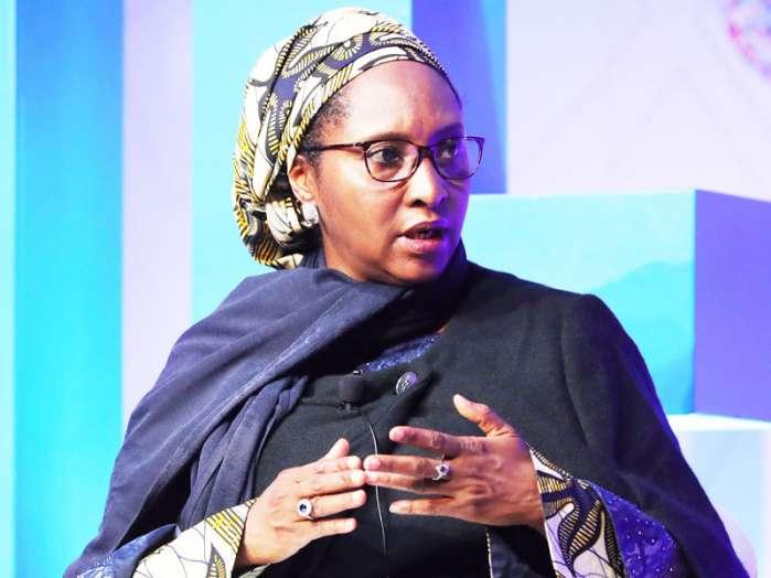 Minister of Finance- zainab Ahmed