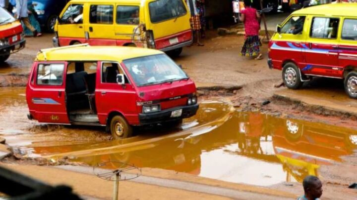Edo state local transportation vehicles