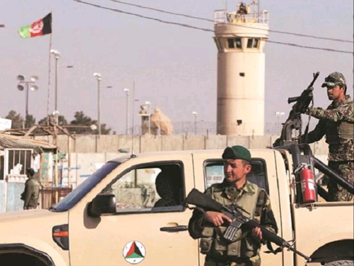 Afghan Chaos