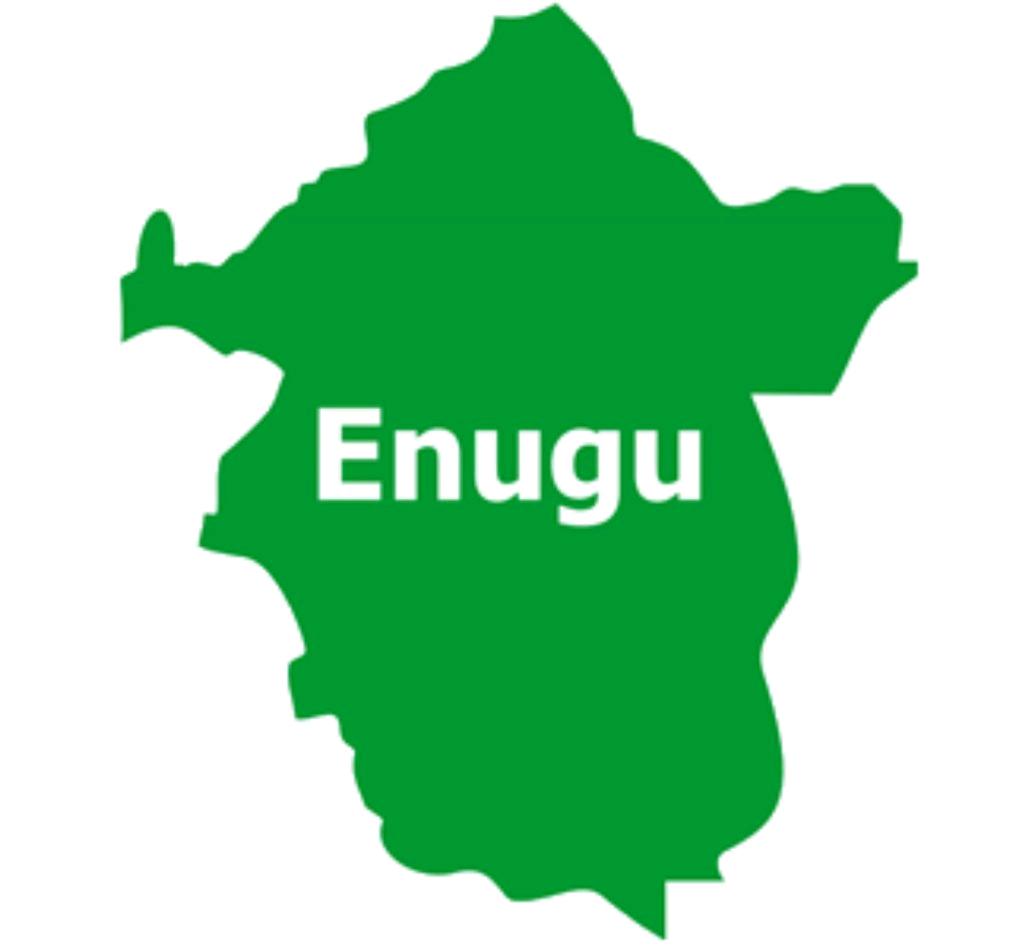 Enugu Map