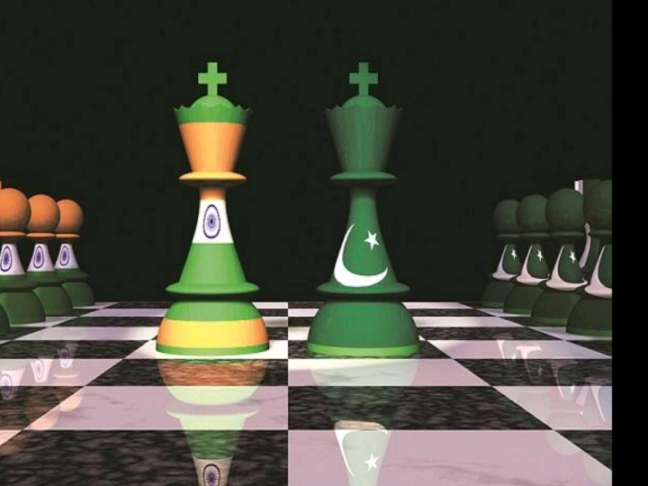 India and Pakistan Symbols