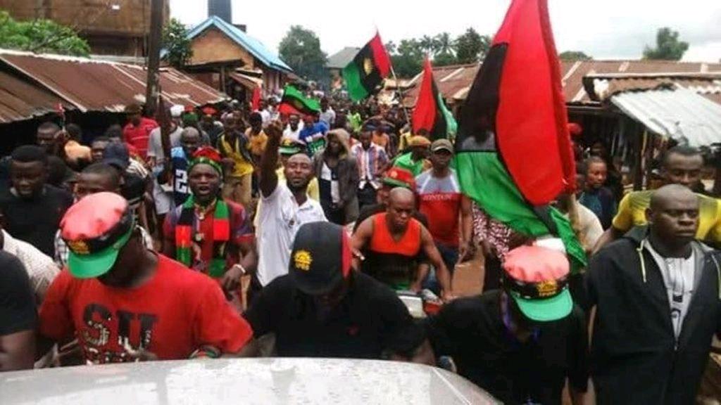Indigenous People of Biafra, IPOB