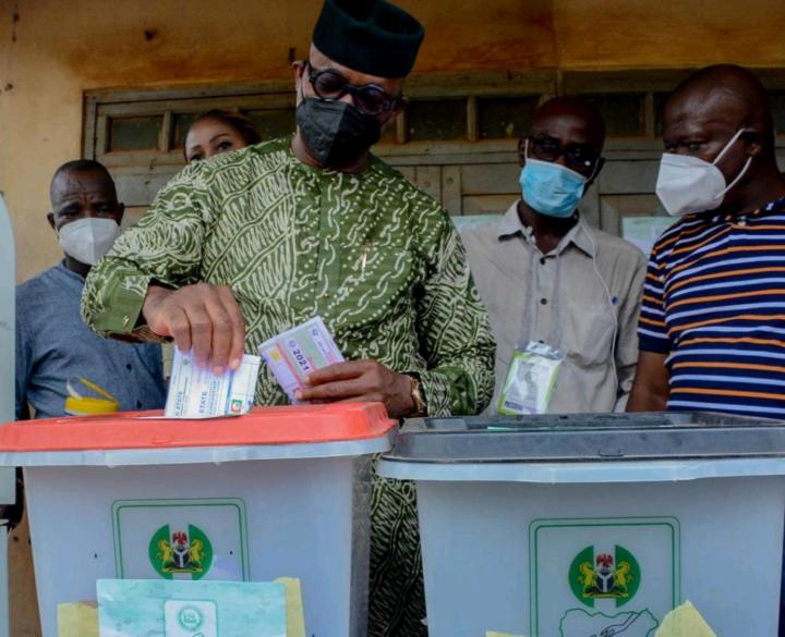 Ogun LG Polls