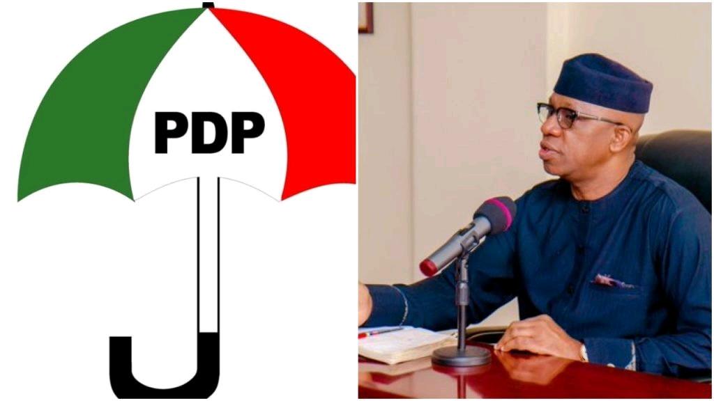 PDP and Dapo Abiodun