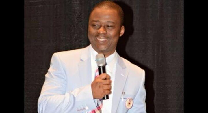 Pastor D.K. Olukoya