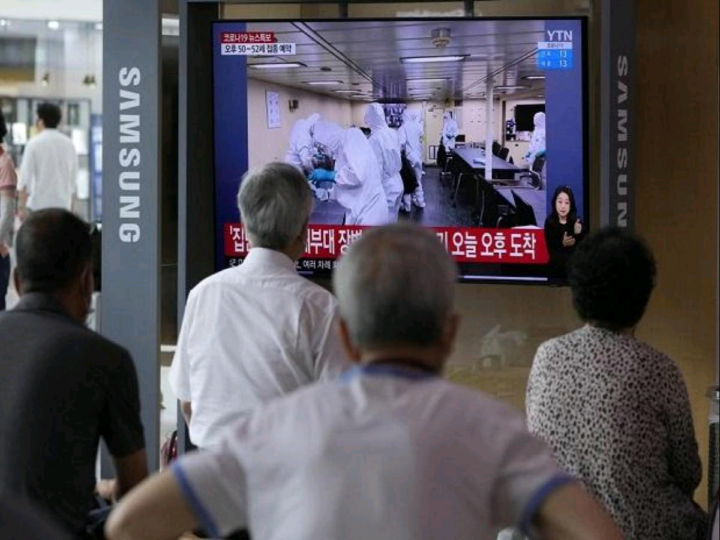 South Korea Coronavirus Surge